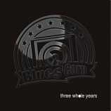 Three Whole Years (2011) CD